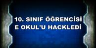 Diyarbakır'da 10. Sınıf Öğrencisi E Okul'u Hackledi