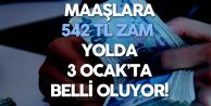 2019 Enflasyon Farkı Ödemeleri için Nefesler Tutuldu! Maaşlara 542 TL'ye Kadar Zam Yolda