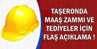 2019 İlave Tediye ve Taşeronda Maaş Zammı Açıklaması: 2020'ye Kadar..