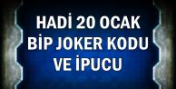 20 Ocak Hadi Bip Joker Kodu ve İpucu Sorusu: Tarihte Kullanılan İlk Emoji