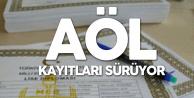 Açık Öğretim Lisesi (AÖL) 2. Dönem Kayıt Yenileme ve İlk Kayıt İşlemleri Sürüyor
