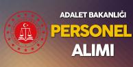 Adalet Bakanlığı'nın Ankara ve Rize Personel Eğitim Merkezine Personel Alımı Yapılacak