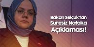 Aile, Çalışma ve Sosyal Hizmetler Bakanı'ndan 'Süresiz Nafaka' Açıklaması