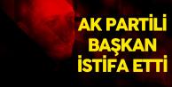 AK Parti Çorum İl Başkanı Partisinden İstifa Etti : Bana Kumpas Kuruldu