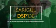 CHP'den İstifa Eden Mustafa Sarıgül DSP'ye Geçti