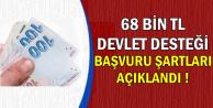 Gençlere 68 Bin TL Destek: Başvuru Şartları Açıklandı
