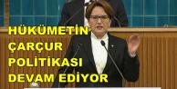 İYİ Parti Genel Başkanı Akşener: Pırlanta ve Yat İçin Vergi Yok Ama..