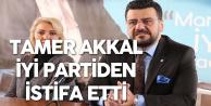 İYİ Parti Manisa Milletvekili Tamer Akkal Partisinden İstifa Etti