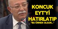 İYİ Partili İsmail Koncuk 'Emeklilikte Yaşa Takılanlar' Meselesini Hatırlatarak : Gerçek Lider...