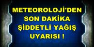 MGM'den Kuvvetli Yağış Uyarısı: İşte 16-17-18-19-20 Ocak Hava Durumu (Ankara, İstanbul)