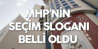 MHP'nin Yerel Seçim Sloganı : Beka için Milli Karar, Cumhur İçin İstikrar