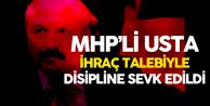 MHP Samsun Milletvekili Erhan Usta İhraç Talebiyle Disipline Sevk Edildi ! Yeni Açıklama Geldi