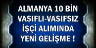 OBM Türkiye ile İŞKUR Anlaşma Yaptı-3 Bin Euro Maaşla Almanya'ya Vasıflı-Vasıfsız İşçi Alımı