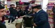 Paralı Poşet Uygulamasına Eşekli Protestoya 4 Bin Lira Ceza