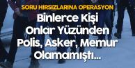 Polis Alımı , Subay ve Astsubay Alımlarında Binlerce Vatanseverin Hakkına Girmişlerdi! Şimdi Tek Tek Yakalanıyorlar