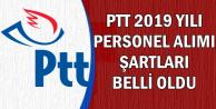 2019 PTT KPSS Şartsız Personel Alımı Başvuru Şartları Belli Oldu