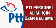 PTT 2019 Personel Alımı Tarihi ve Sayısı İçin Üzen Haber