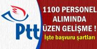 PTT Zırhlı Araçlara Kadın-Erkek Personel Alımı Şartları ve Tarihi-KPSS'siz En Az İlkokul