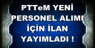 PTT Yeni İlan Yayımladı: 3 Kadroya 4 Bin TL Maaşla Personel Alıyor