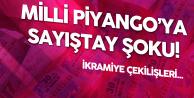 Sayıştay'dan Milli Piyango İdaresi'ne Şok! 'İkramiye Çekilişleri...'