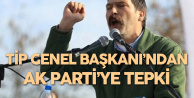 TİP Genel Başkanı Erkan Baş: İşçiye Emekçiye Diyorum Ki , AK Parti Sizi Düşünmüyor