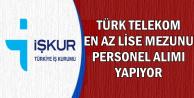Türk Telekom En Az Lise Mezunu Personel Alıyor-İşte İŞKUR Başvuru Ekranı