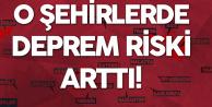Türkiye'nin Deprem Haritası Güncellendi! O Şehirlerde Tehlike Arttı