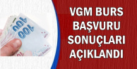Vakıflar Genel Müdürlüğü Burs Sonuçları Açıklandı (VGM Burs Sorgulama)