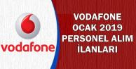 Vodafone 2019 Ocak Personel Alım İlanları-Lise, Ön Lisans ve Lisans