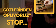 Yavuz Ağıralioğlu'ndan Trump'a : We're kissing from your eyes