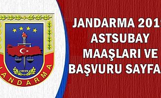 2019 Jandarma Astsubay Maaşı ve Başvuru Sayfası (JÖH Alımı)