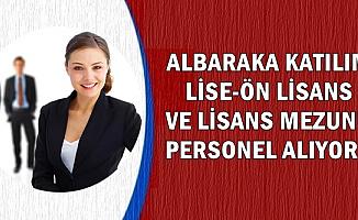 Albaraka Türk Katılım En Az Lise Mezunu Personel Alımı Yapıyor