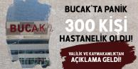 Burdur'da 300 Kişi Hastanelik Oldu! Valilik veKaymakamlıktan Açıklama Geldi