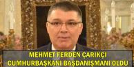 Cumhurbaşkanı Başdanışmanlığına Atanan Mehmet Ferden Çarıkçı Kimdir , Nerelidir?