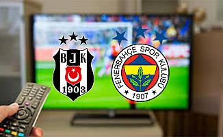 Fenerbahçe'den Efsane Geri Dönüş! Süper Lig'de Tarihi Derbi Beşiktaş 3 Fenerbahçe 3