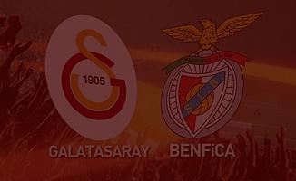 Galatasaray Benfica Maçı Saat Kaçta , Hangi Kanalda? Şifresiz Kanal var mı? İşte Muhtemel 11'ler