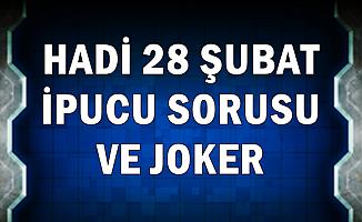 Hadi 28 Şubat İpucu Sorusu ve Joker: Çılbır Olarak Bilinen Yumurtaya Ne Ad Verilir?
