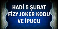 Hadi 5 Şubat Fizy Joker Kodu ve İpucu: Popüler Dizi Müzikleri Listesindeki 3. Şarkı