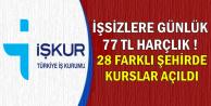 İŞKUR'dan Gençlere 77 TL Harçlık-Yeni Duyurular Bugün Geldi