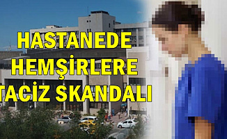 İzmir'de Hastanede Hemşirelere Taciz İddiası