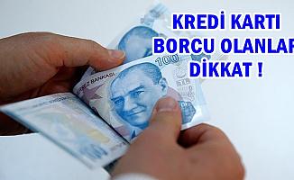 Kredi Kartı Borcu Olanlara Yargıtay'dan Kötü Haber: Artık..