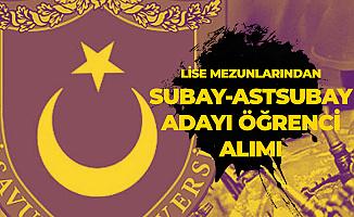 Lise Mezunlarından Subay - Astsubay Adayı Öğrenci Alımı için Son 2 Gün (2019 MSÜ Başvuruları Sona Eriyor)