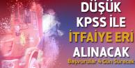 Lüleburgaz Belediyesi'ne İtfaiye Eri Alımı için Başvurular 4 Gün Sürecek
