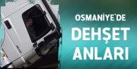 Osmaniye'de Korkunç Kaza! AFAD Ekiplerince Kurtarıldı