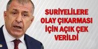 Ümit Özdağ: Suriyelilere Türkiye'de Olay Çıkarabilirsiniz Şeklinde Açık Çek Verildi