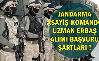 2019 JÖH Alımı Mezuniyet-Yaş-KPSS-Askerlik-Terhis Şartı (Asayiş Alımı)