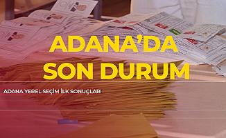 Adana'da Sandıkların Yüzde 54'ü Açıldı - Adana'da Kim Kazanıyor