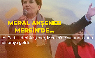 Akşener'den KPSS, 3600 Ek Gösterge ve İşsizlik Çıkışı: Erdoğan İşsizleri Unuttu!
