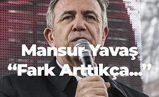 Ankara Büyükşehir Belediye Başkan Adayı Mansur Yavaş:Fark Arttıkça İftiralarda Artıyor