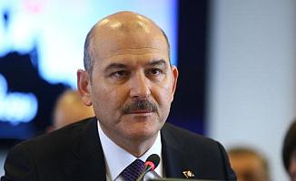Bakan Soylu'dan Saadet Partisini Savunan Kişiye Sert Tepki